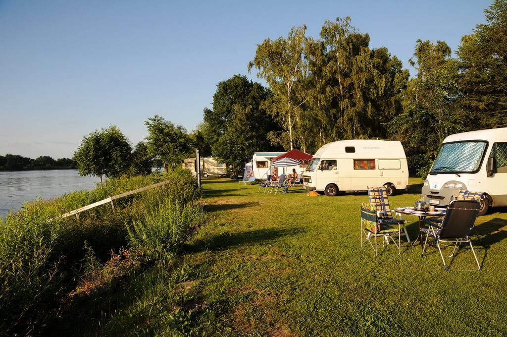 Photo of The Camping Land on the Elbe: