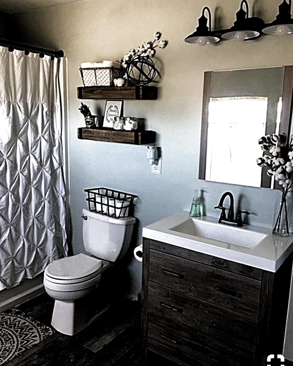 Bathroom Remodel Bathroom Remodel before and after Bathroom Remodel diy Bathroom Remodel farmhouse B #remodelideas