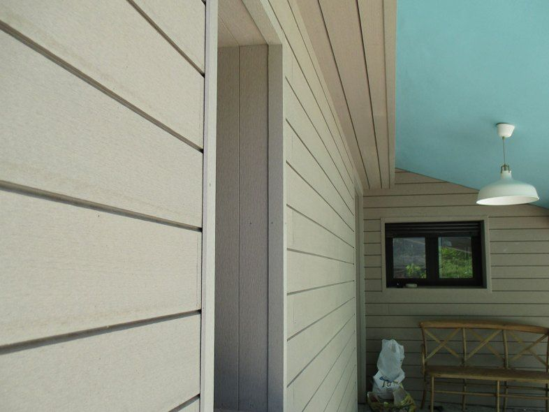 advantages of wood plastic wall panelling, #exterior #wall cladding ...