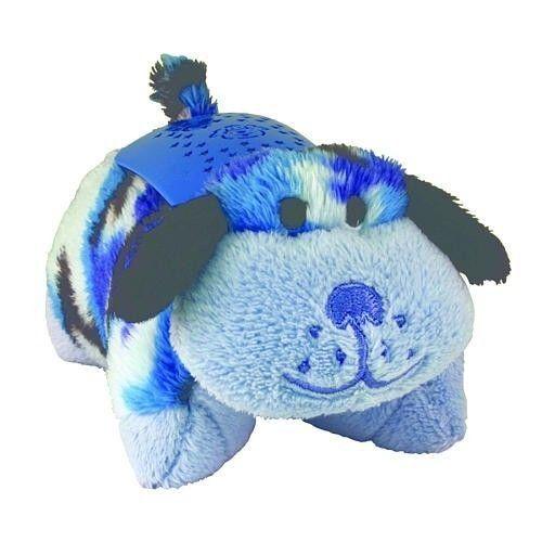 Dream Lites Pillow Pets Mini Blue Camo Puppy As Seen On Tv Http Www Majestyasseenontv Com Dream Lites Pillow Pets Mini Animal Pillows Animal Dolls Pets