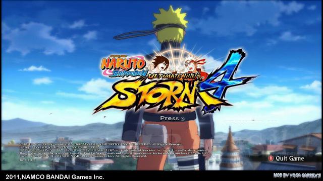 Naruto Shippuden Ultimate Ninja Storm 4 Mod Textures Ppsspp Free Download Naruto Games Naruto Naruto Shippuden