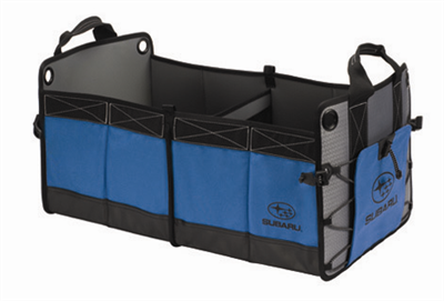 Subaru Xv Crosstrek Cargo Organizer Subaru Accessories Subaru