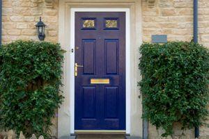 Door Repair Costs Average Price To Fix A Door Front Doors Uk Composite Door Front Door Colors
