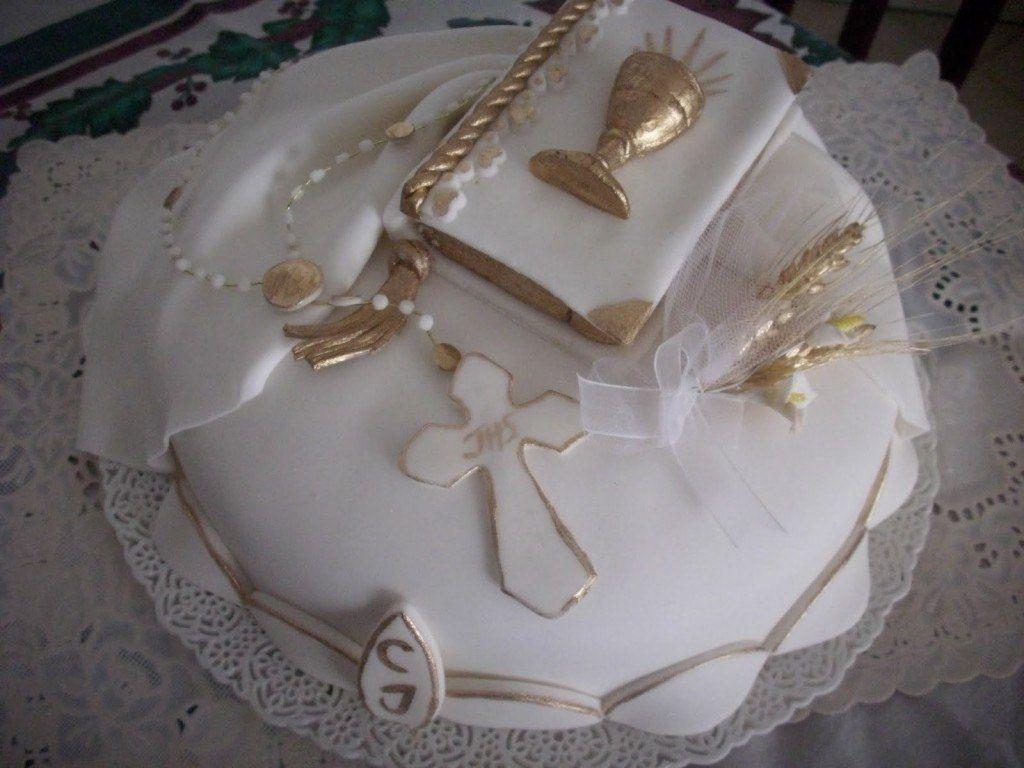 tortas de comunion modernas para varones - Buscar con Google ...