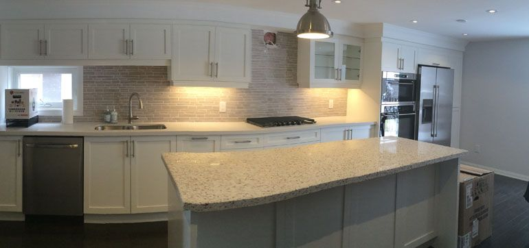 Best Painted Mdf Custom Kitchen Cabinets By Millo Kitchens And 400 x 300