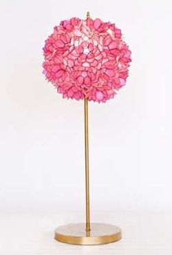 Venus table lamp hot pink prtty n pink pinterest venus venus table lamp hot pink aloadofball Images