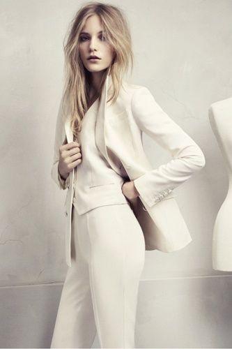 Working whites. #menswear #3pcsuit #ivory #sleek