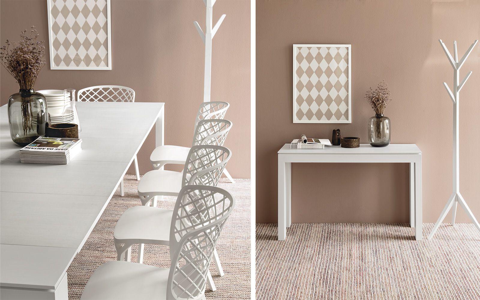 Tavolo Da Pranzo 3 Metri tavolo console allungabile 3 metri sigma consolle