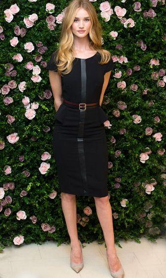 robe de cocktail 2014: La meilleure robe de cocktail en noir 2014