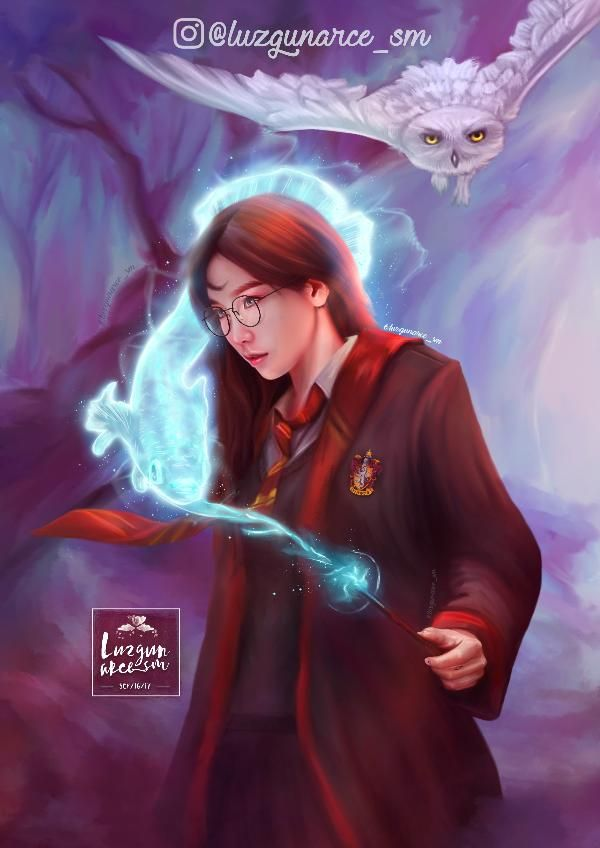 "What Is Your Patronus >> Taeyeon - Hogwarts Student (Gryffindor) ""Discover your ..."