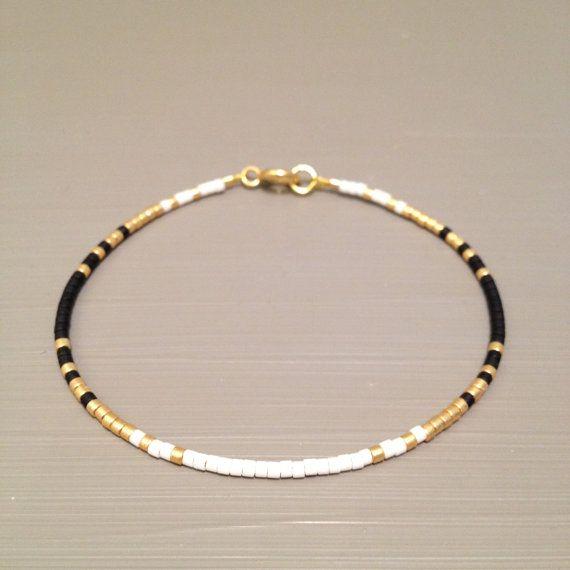 Tiny bracelet Layering Bracelet Delicate Bracelet