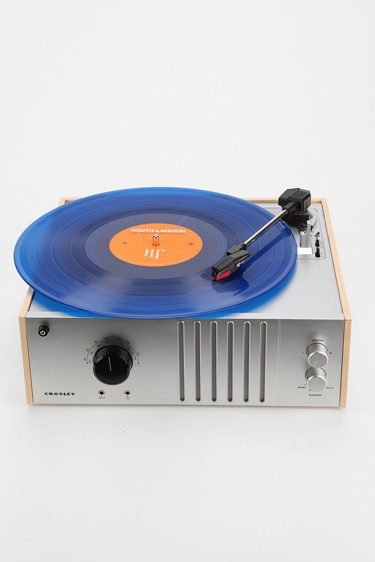 Crosley Player Turntable Urbanouters