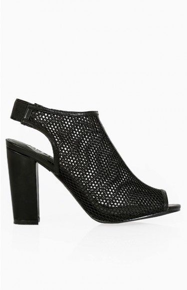 Mr & Mare Hashtag Heels Black | Beginning Boutique shop new @ www.bb.com.au/new