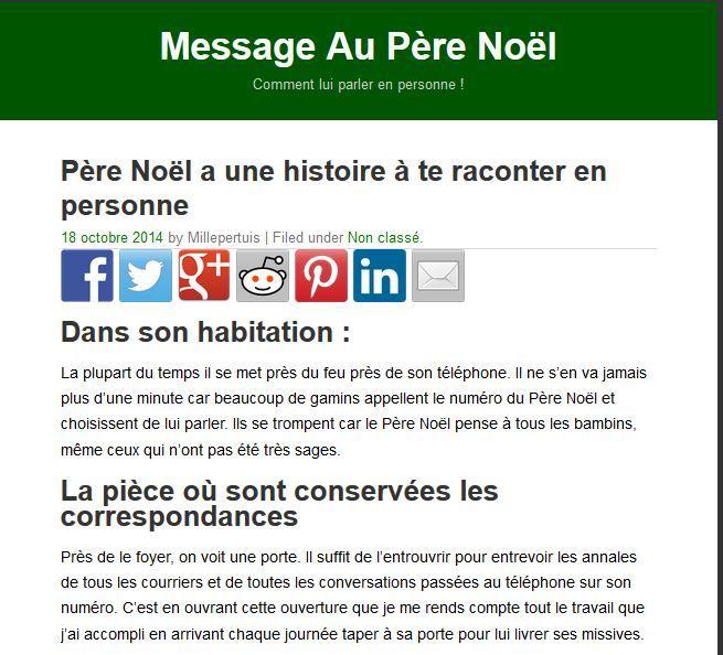 Numero Telephone Pere Noel Pin on Père Noël a une histoire à te raconter en personne