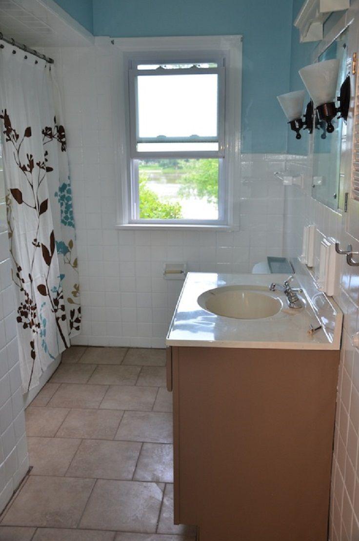 Top 10 Useful DIY Bathroom Tile Projects | Diy bathroom tiling ...