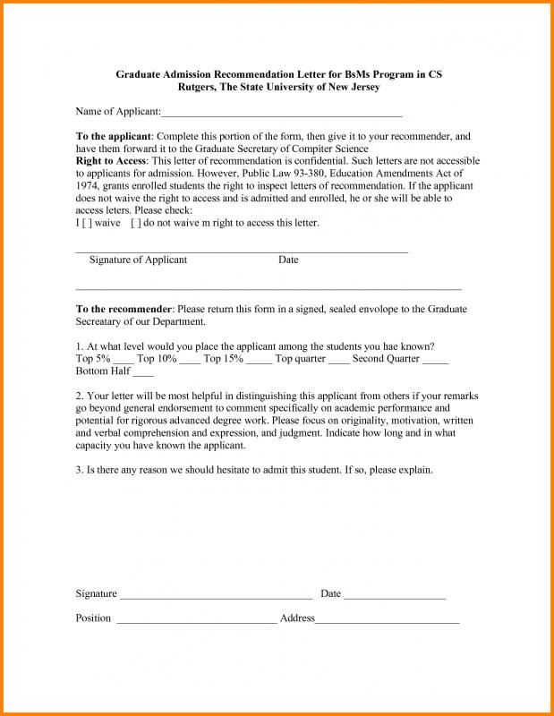 How To Write A Recommendation Letter For A Teacher Check more at - academic recommendation letter