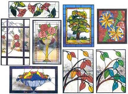 free stained glass patterns for arched windows - Yahoo Image Search Results