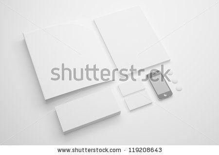 Corporate Identity Stationery  Stationery Identity Templates
