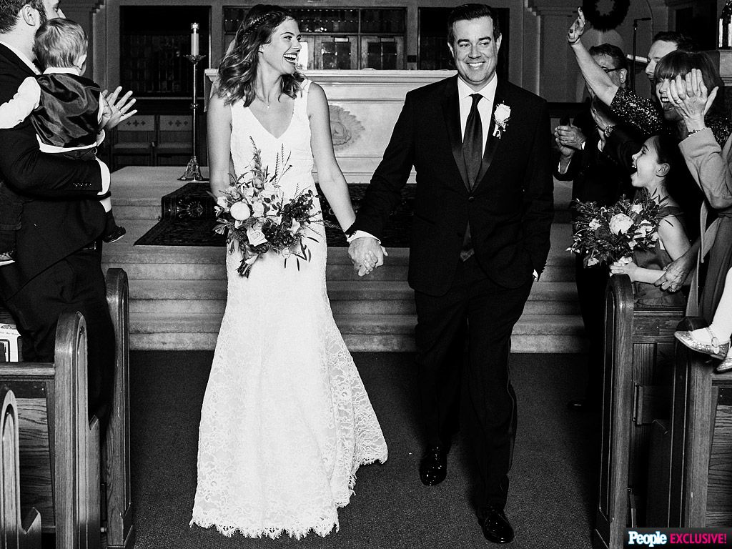 Carson Daly Is Married Host Weds Longtime Love Siri Pinter