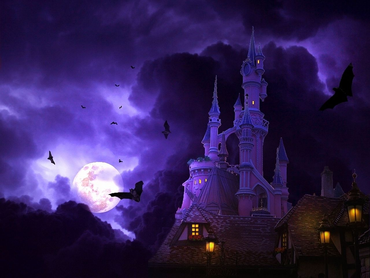 the fairy tale castle | fantasy wallpapers | pinterest | discover