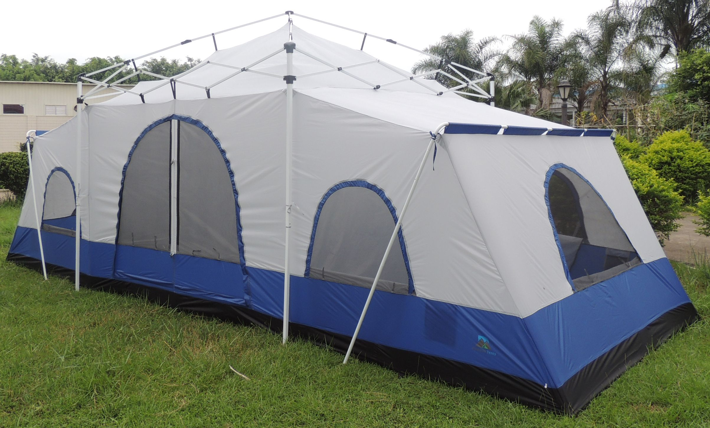 Best Summer Tent C& Ideas For Fun Summer Holiday u2014 Fres Hoom & camping tents | Cabin-Tent-770-Four-Room-Inner-Tent | Products I ...