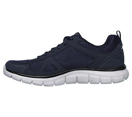 Men S Track Memory Foam Sneaker In 2020 Skechers Sneakers