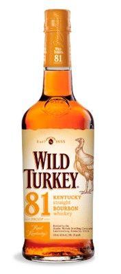 Wild Turkey 81 Proof 1L