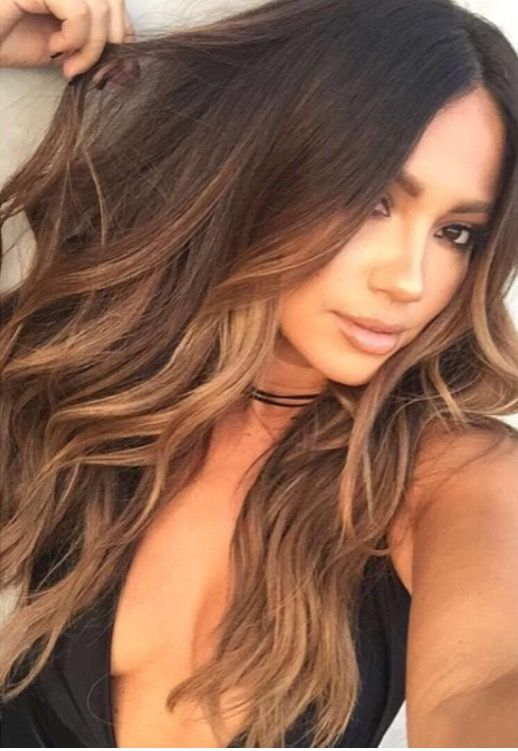33 Light Brown Hair Color with High and Low Lights | Brown ...