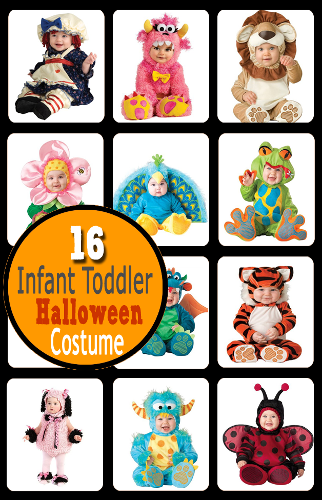 16 Infant Toddler Halloween Costume Ideas