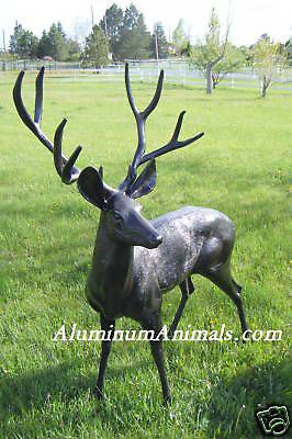 Electronics Cars Fashion Collectibles Coupons And More Ebay Deer Statues Deer Outdoor Statues