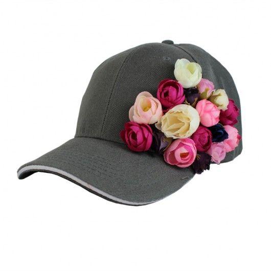Rose Basketball Cap Pakamera Pl Baseball Hats Cap Rose
