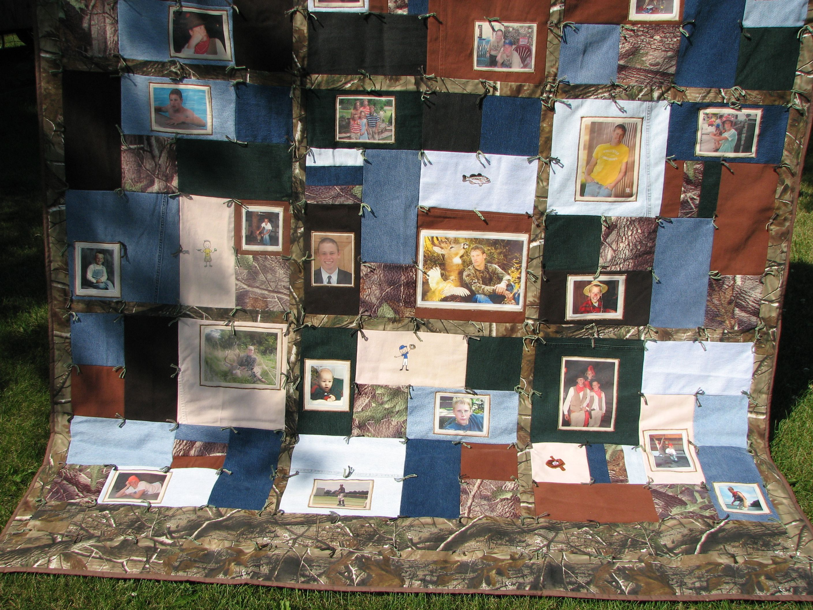 Memory Quilts | Inspirational Stitches