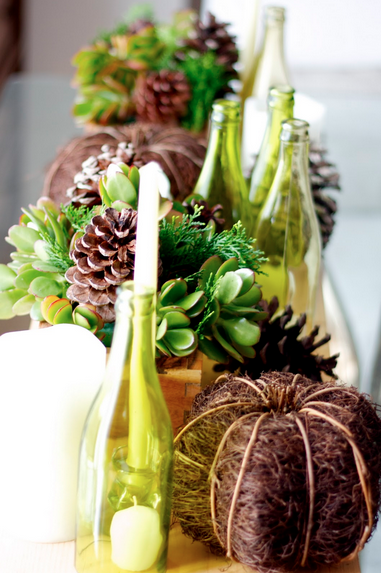 25 Fabulous Ways to Decorate for Autumn | Like a Saturday