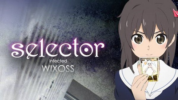 「selector infected WIXOSS」の画像検索結果
