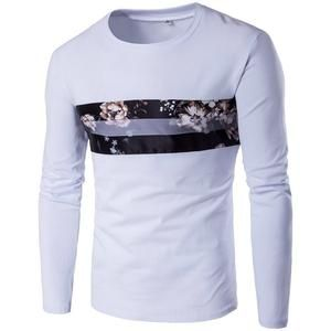 Floral Patchwork Long Sleeve