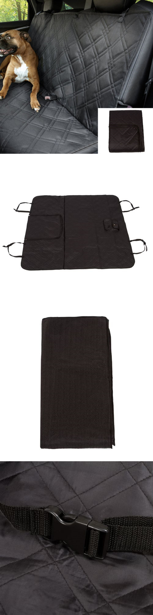 Car Seat Covers 117426: Pet Dog Cat Car Seat Pet Cover Rear Anti-Slip Back Seat Protector Waterproof -> BUY IT NOW ONLY: $31.99 on eBay!