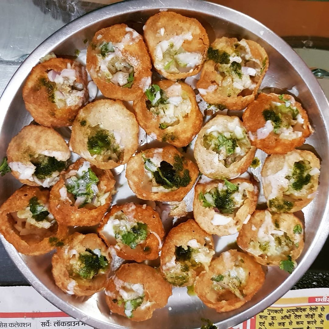 The country and it's food are the same, COLORFUL.  #dahipuri #panipuri #cooking #food #foodporn #foodie #instafood #homemade #yummy #chef #delicious #foodphotography #cook #foodstagram #foodblogger #foodlover #dinner #healthyfood #instagood #kitchen #homecooking #eat #baking #lunch #foodgasm #cheflife #healthy #recipe #recipes #bhfyp