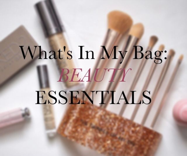 Beauty Essentials for every woman!