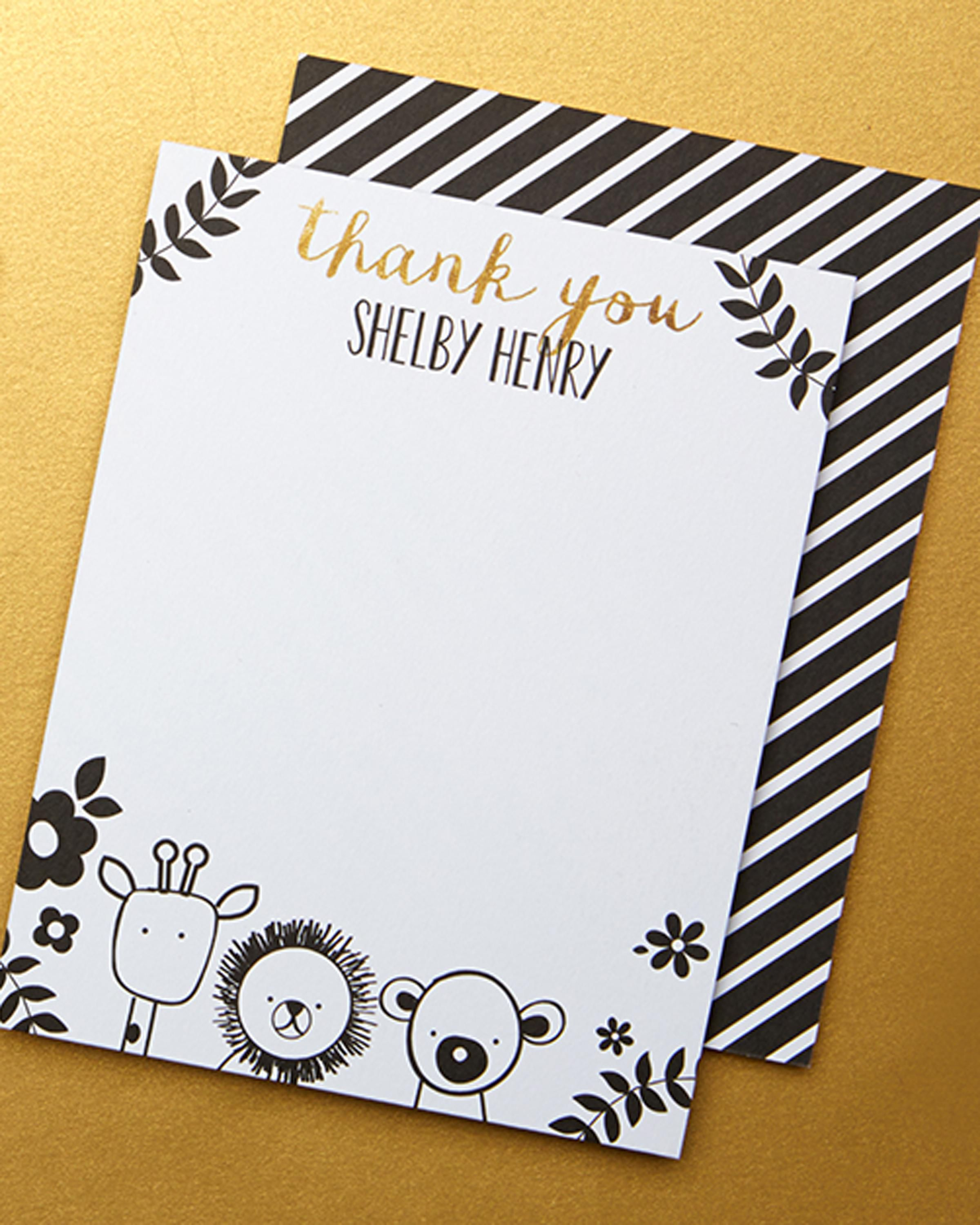 Find A Thank You Card Design That Fits Your Style Tiny Prints