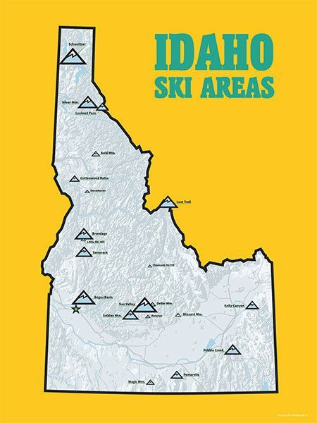 Idaho Ski Resorts Map 18x24 Poster | Ski Areas | Skiing ... on golf usa map, the maldives map, time usa map, mountain usa map, fun usa map, moss usa map, maps map, school usa map, basketball usa map, sri lanka map, wale usa map, sports usa map, city usa map, bike usa map, baseball usa map, lake usa map, u.a.e map, football usa map, travel usa map, brazil map,
