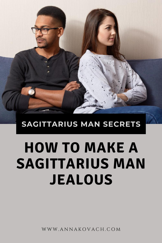Sagittarius men jealous