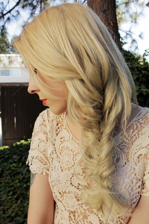 How To Dye Your Hair Blonde Without Bleach Hair Styles Pretty