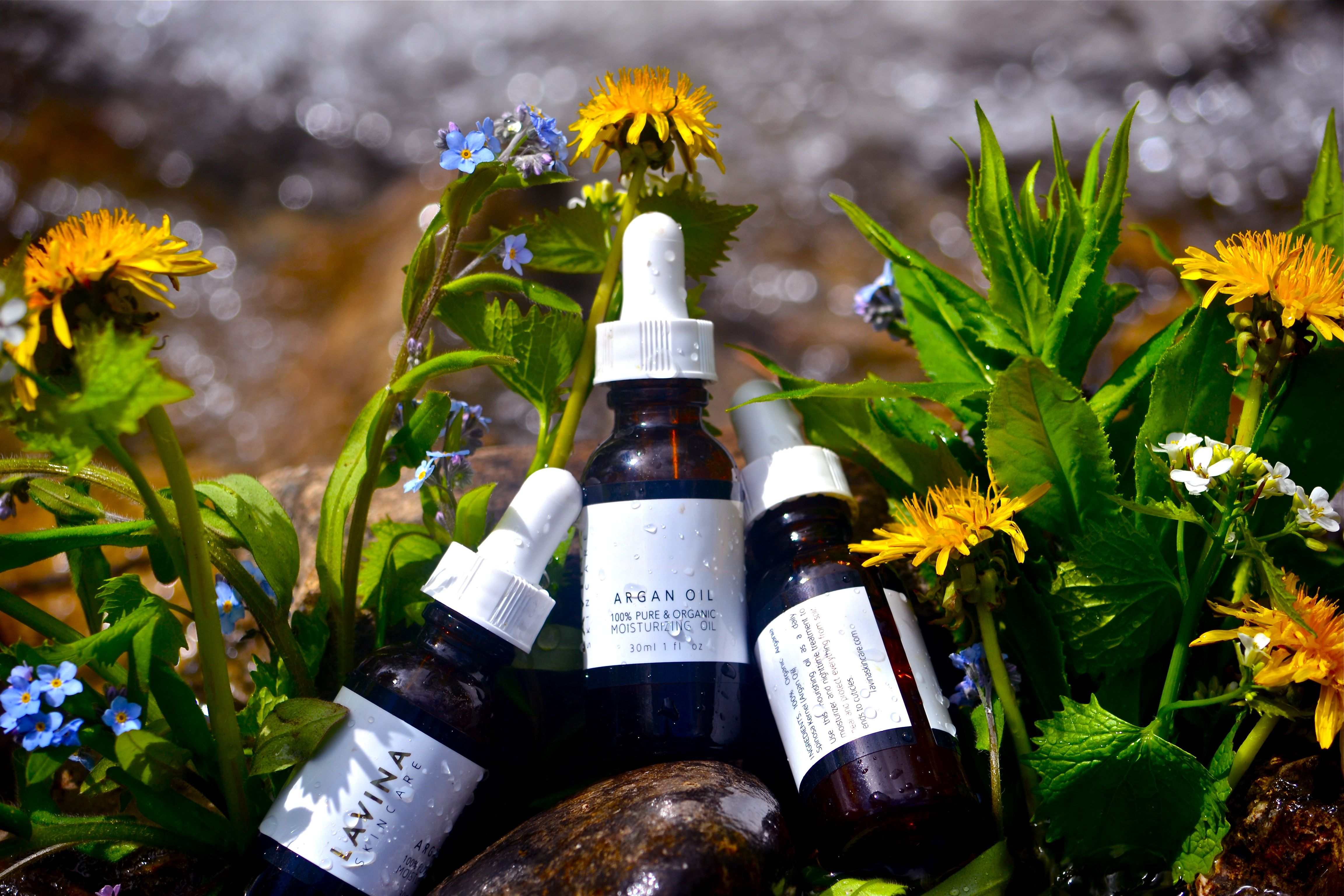 LAVINA Skincare Argan Oil Beauty oil, Argan oil, Oils
