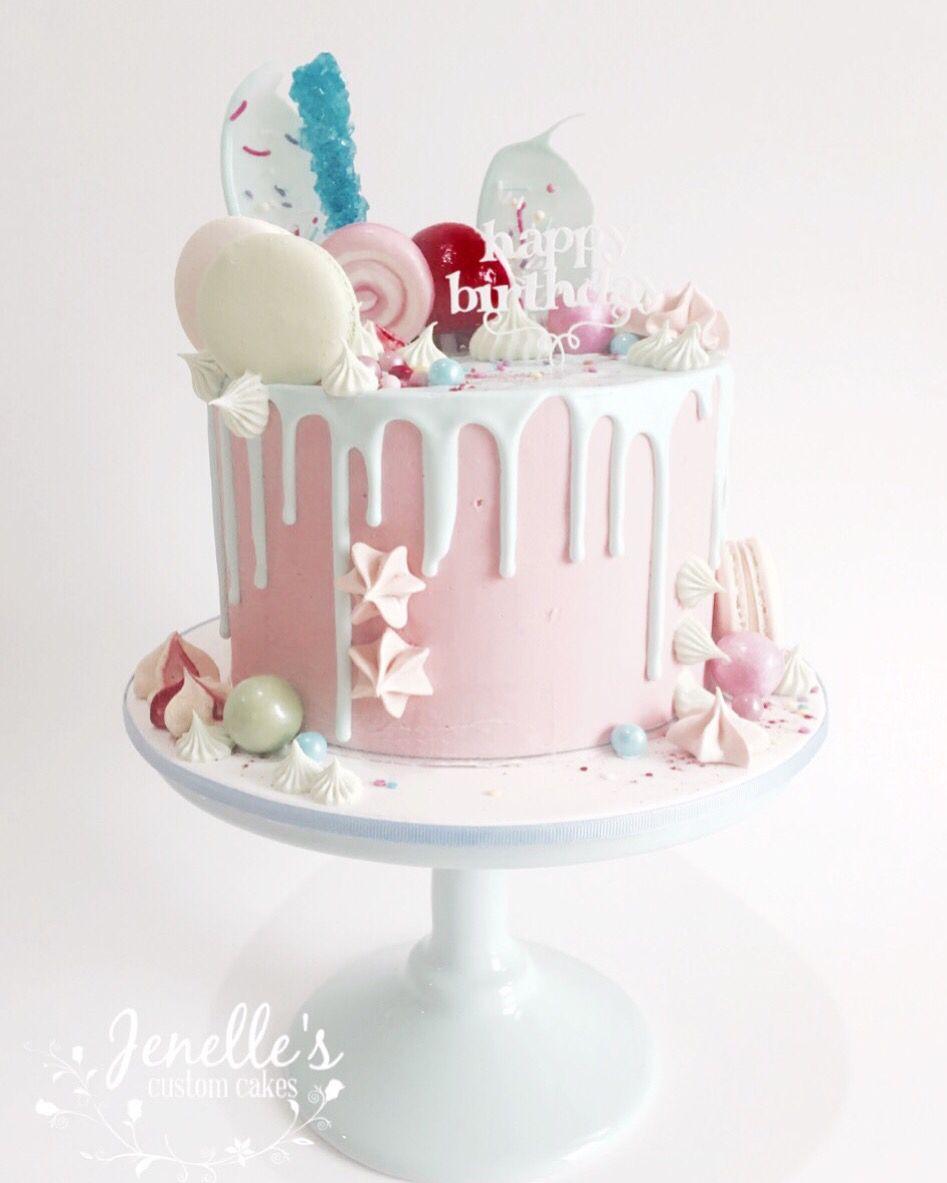 Jenelle S Custom Cakes