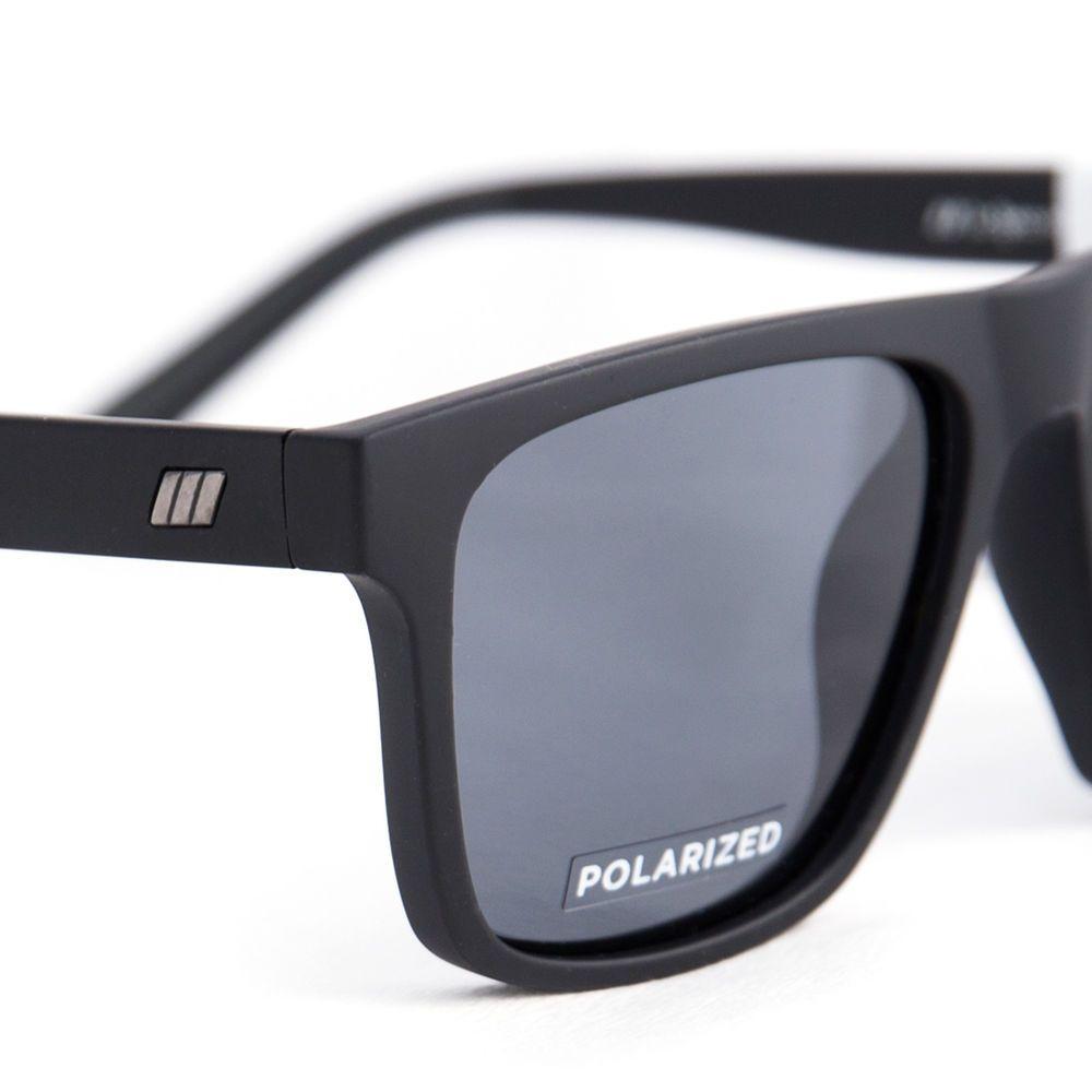 4f096cd6af4 eBay  Sponsored Le Specs The Boss Matte Black Smoke Polarised Sunglasses  (1802424)