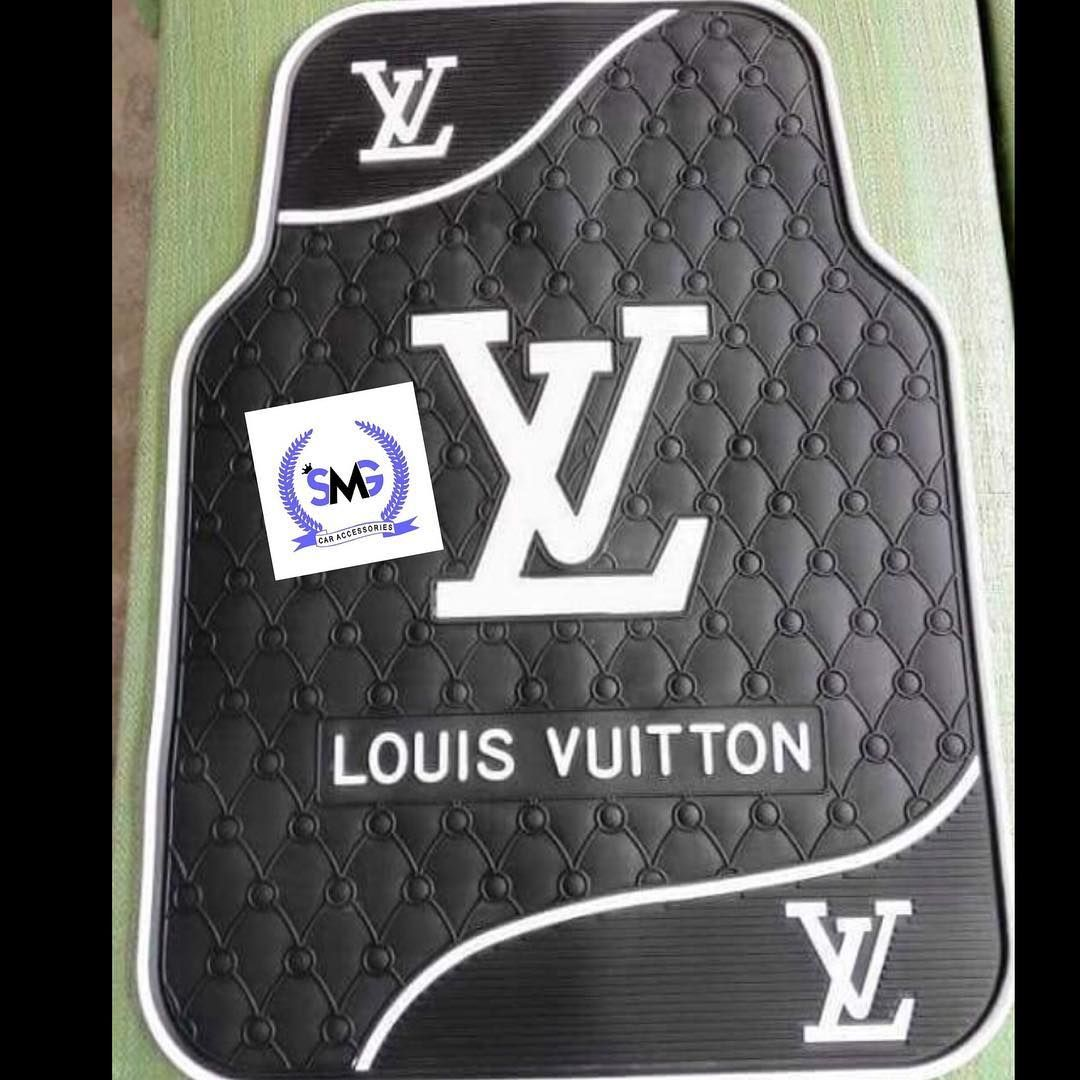 5 in 1 LV CAR FLOOR MAT PRICE15k It can be match together