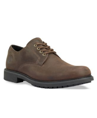 timberland men's concourse waterproof oxfords extended