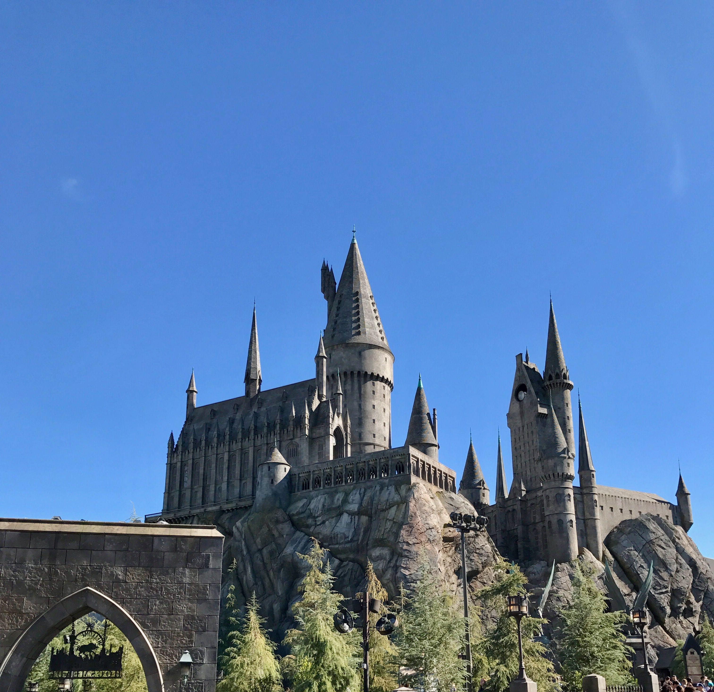 Wizarding World Of Harry Potter Universal Studios Hollywood Los Angeles Ca Usa Universal Studios Hollywood Los Angeles Wizarding World Of Harry Potter