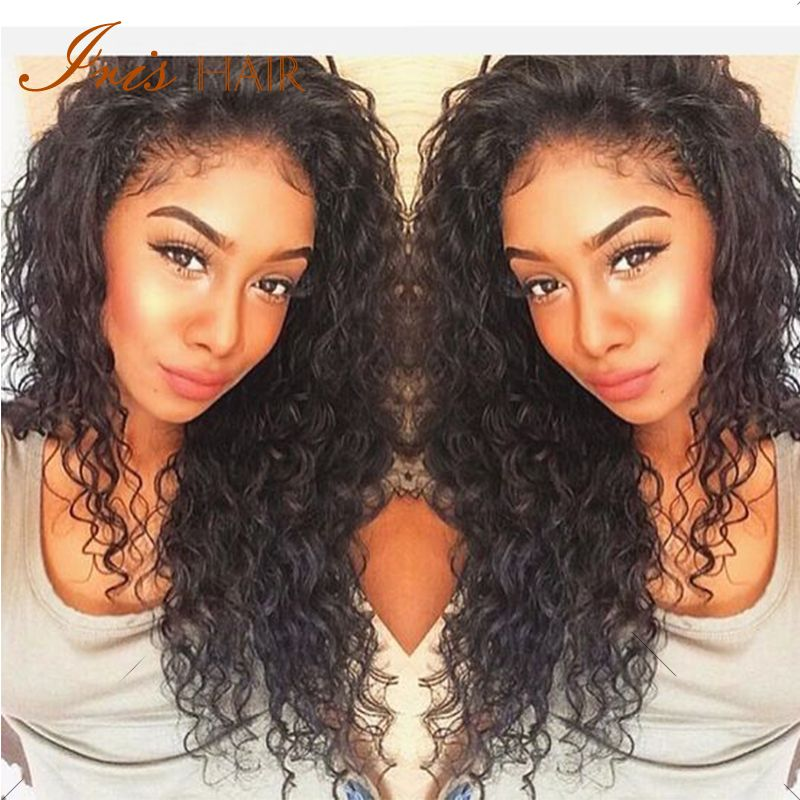 4031cd5c884 Wet And Wavy Glueless Full Lace Human Hair Wigs For Black Women ...