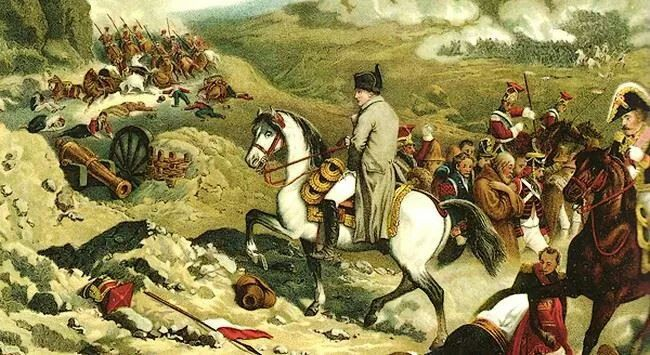 Napoleon - war in Spain 1807 - 1814